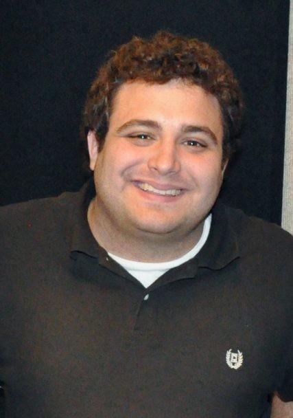 Comedian Andy Beningo