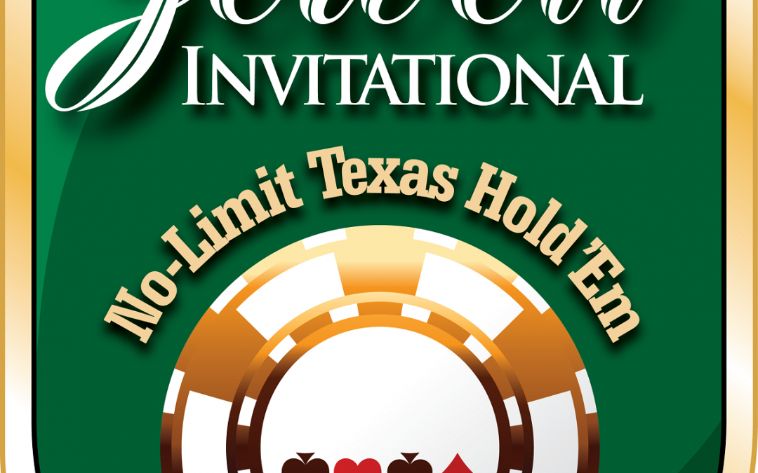 The Jewett Invitational – No Limit Texas Hold'Em