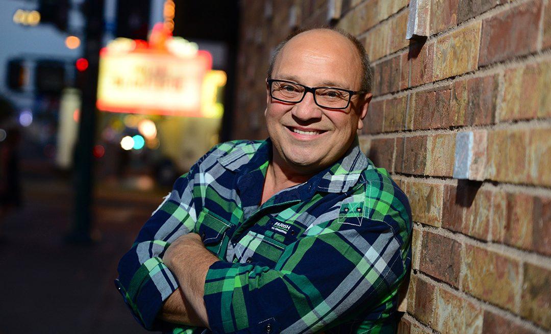 Comedian Keith Lenart