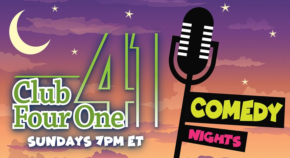 Comedy Nights Sunday at Club Four One