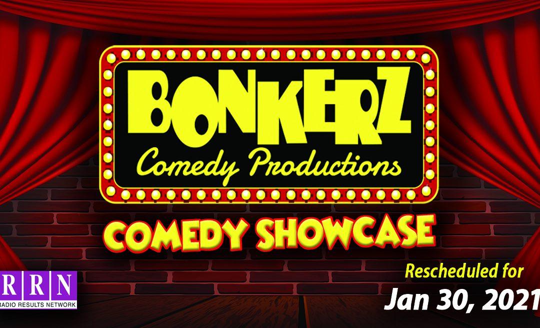 Bonkerz Comedy Showcase ft. Steve Byrne