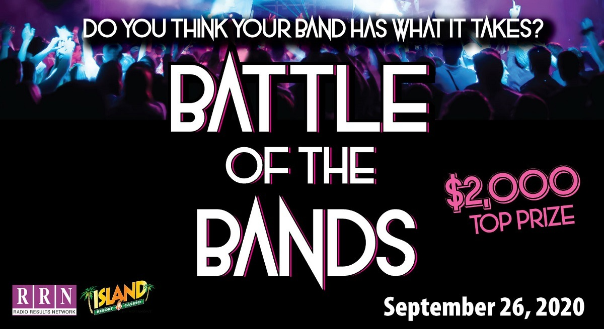 Battle of the Bands at the Island Resort & Casino