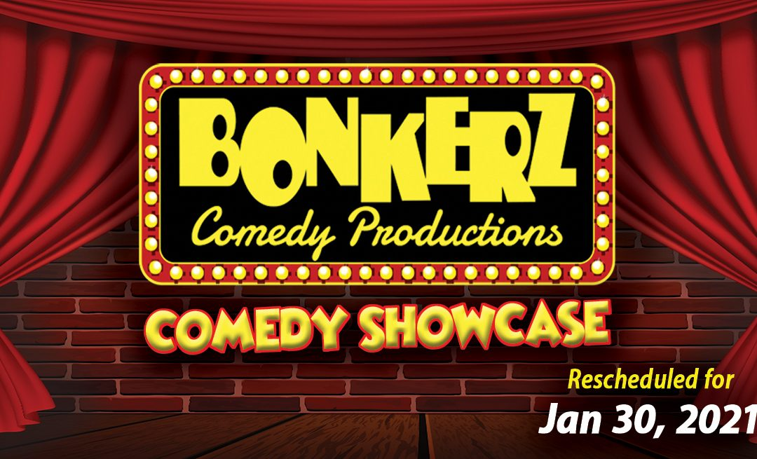 Go Bonkerz This January With Steve Byrne and Friends