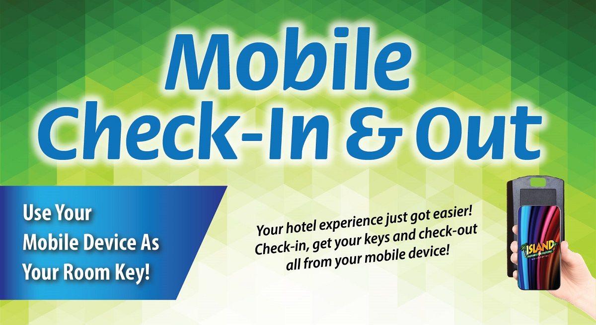 Use Your Mobile Device as Your Hotel Room Key!