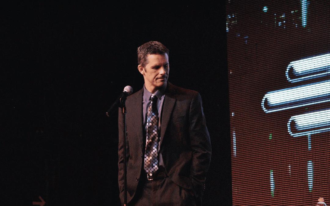 Comedian Nathan Timmel