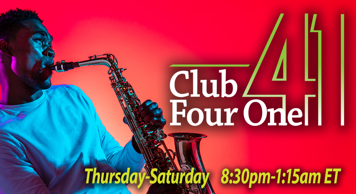Free Entertainment & Comedy at Club Four One