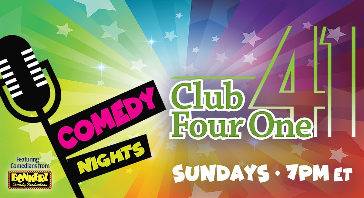 Comedy Nights at Club Four One