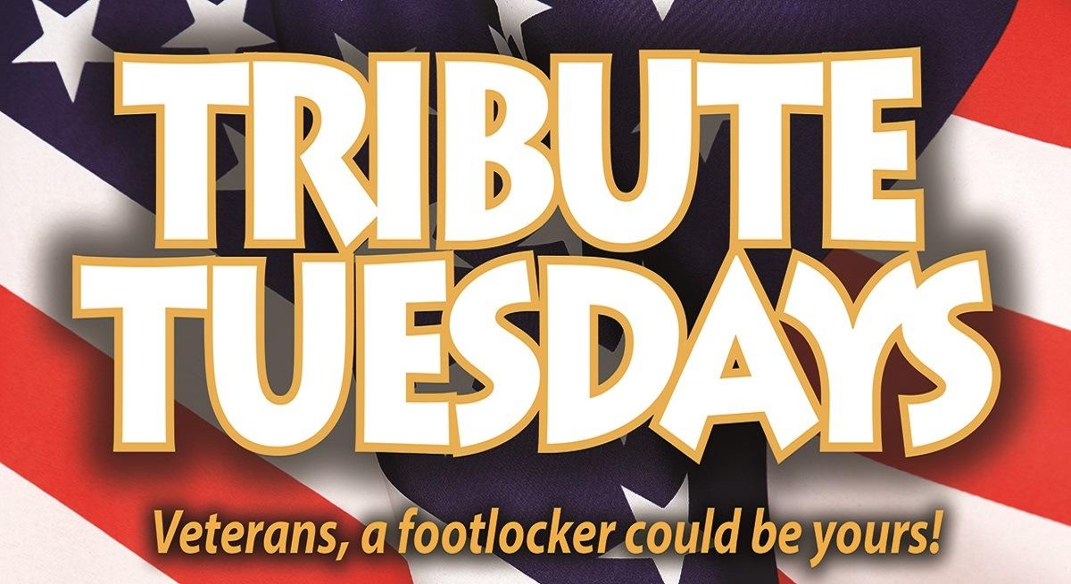 Veterans Footlocker Contest