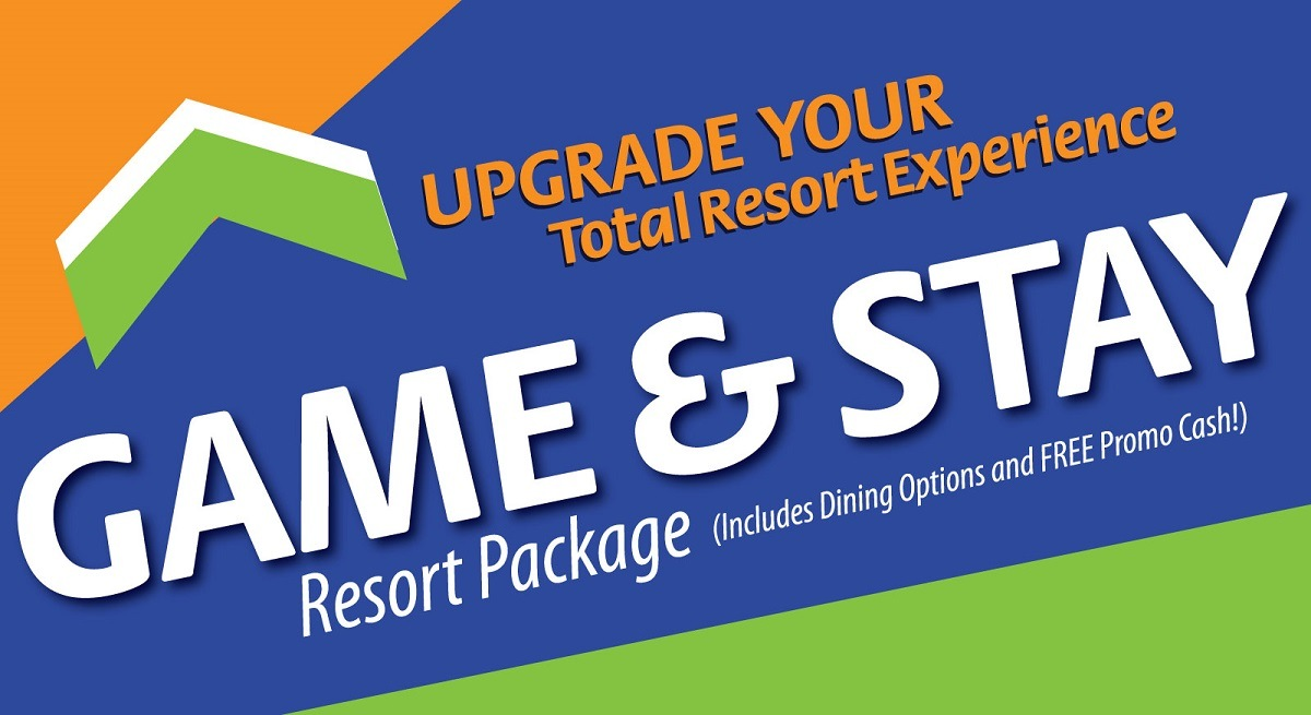 Game & Stay Resort Package