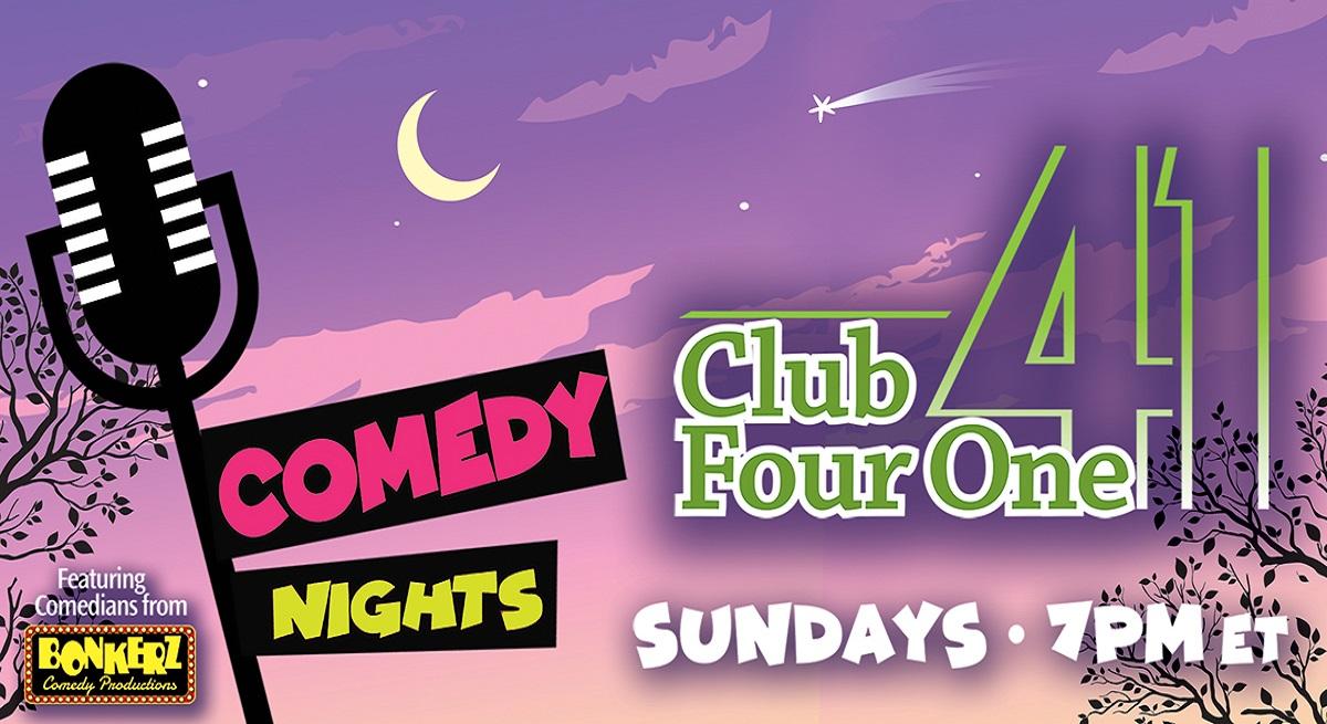 island resort and casino comedy night