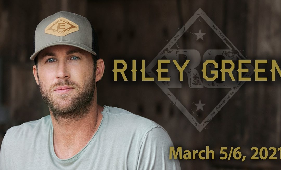 Rising Country Star Riley Green Lights Up The Island Showroom