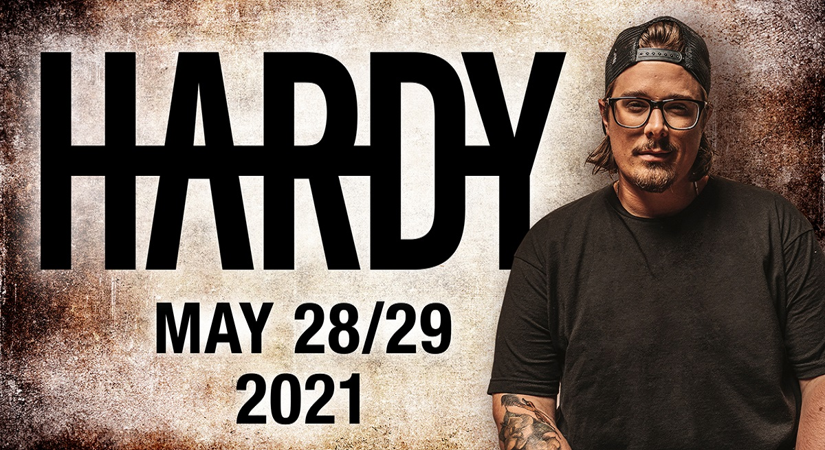 Hardy Brings His Loud & Rowdy Sound to The Island Showroom