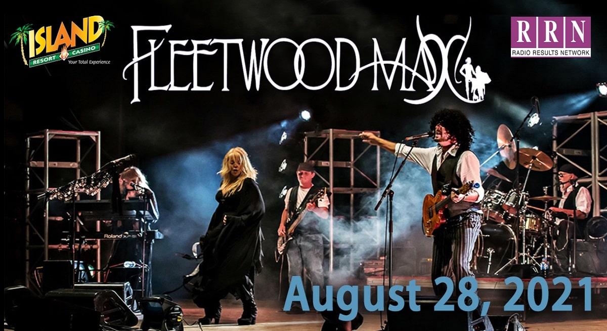 Fleetwood Max Brings the Definitive Fleetwood Mac Tribute Experience to the Island Showroom