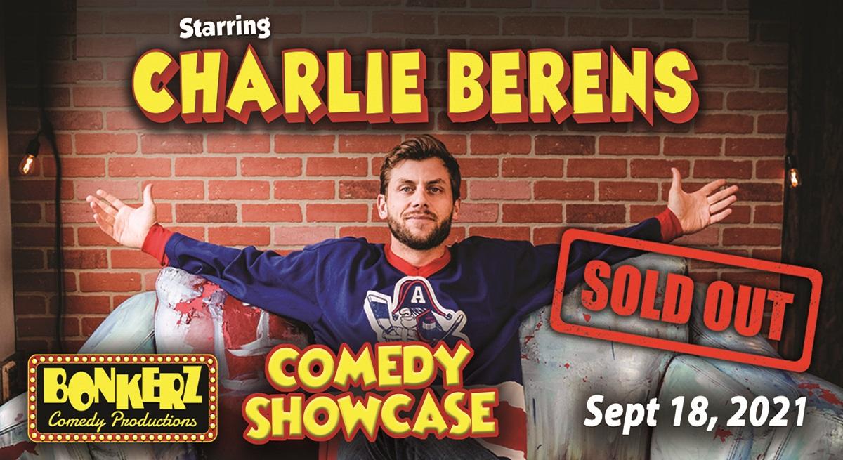 Bonkerz Comedy Showcase starring Charlie Berens