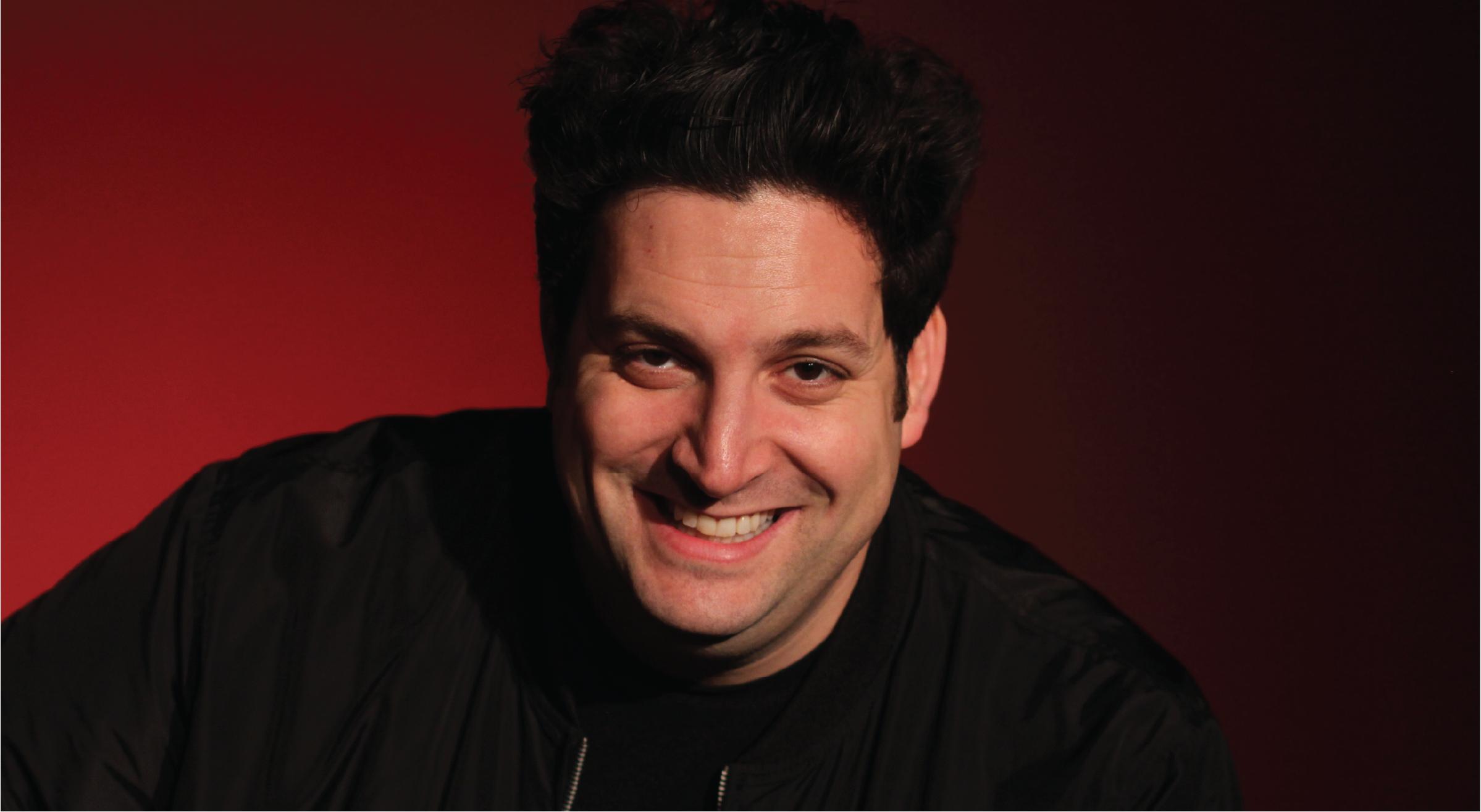 Comedian David Harris