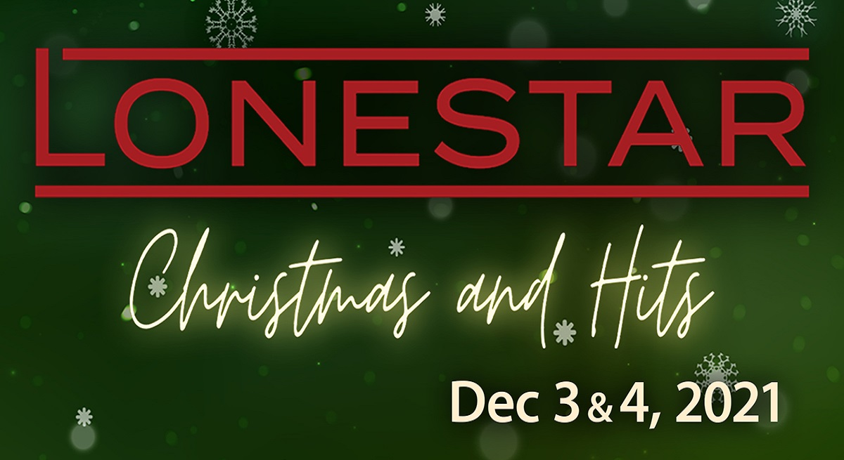 Look for a Lonestar Over the Island This Christmas