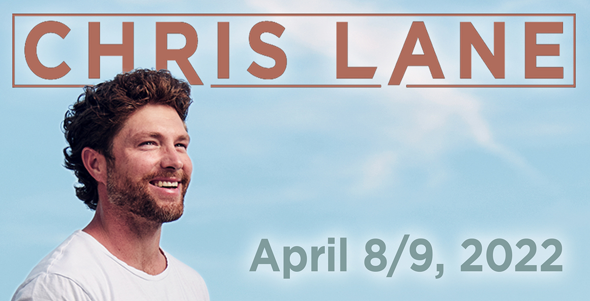 Chris Lane Has Big, Big Plans in April